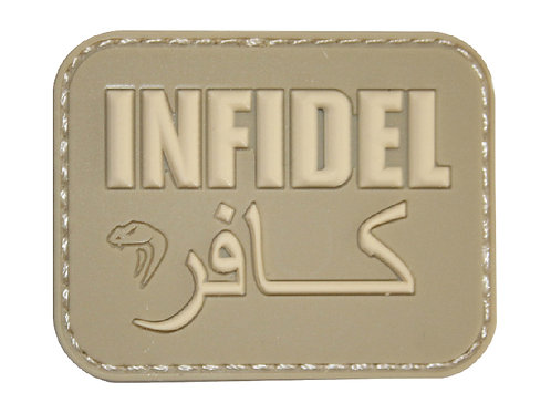 VIPER TACTICAL INFIDEL PATCH (VCAM)