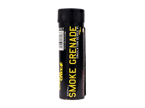 ENOLA GAYE WIRE PULL SMOKE GRENADE (YELLOW)