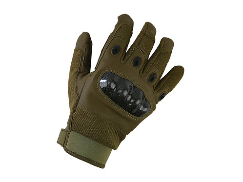KOMBAT UK PREDATOR TACTICAL GLOVES (COYOTE)