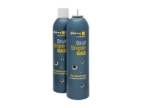 ABBEY BRUT SNIPER GAS 700ML