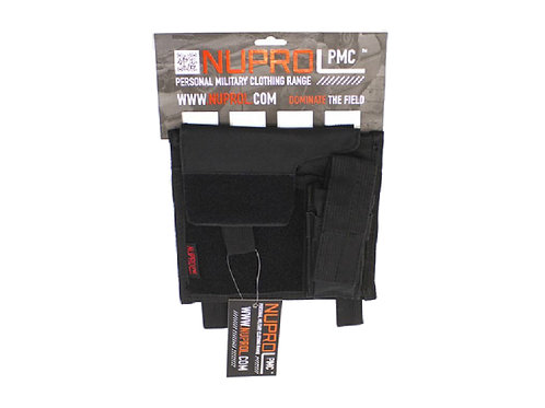 NUPROL PMC ADMIN POUCH - BLACK