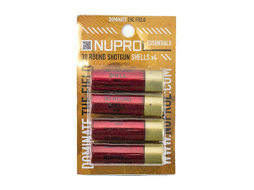NUPROL SHOTGUN SHELL (4 PACK)