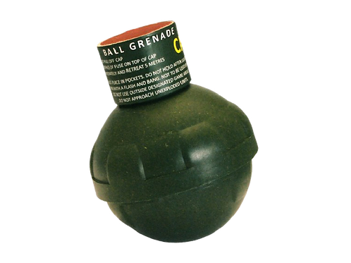 TLSFX BYOTECHNICS FRICTION BALL GRENADE (PAINT)