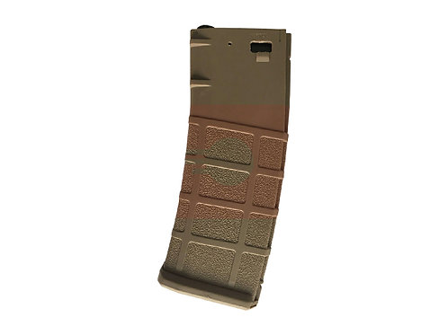 NUPROL N-MAG HIGH-CAP MAGAZINE 350 RND (TAN)