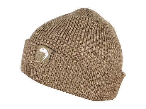 VIPER LOGO BOB/BEANIE HAT (COYOTE)