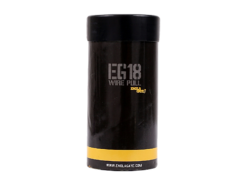 ENOLA GAYE EG18 HIGH OUTPUT SMOKE GRENADE (YELLOW)