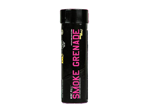 ENOLA GAYE WIRE PULL SMOKE GRENADE (PINK)