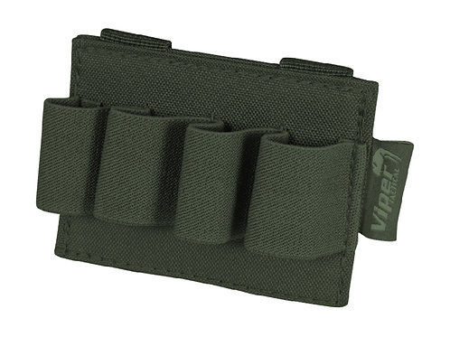 VIPER SHOTGUN CARTRIDGE HOLDER - GREEN