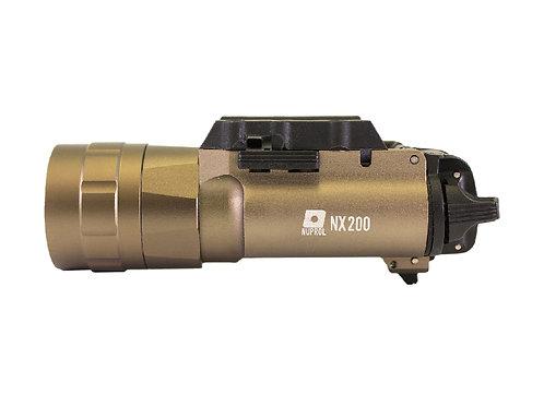 NUPROL NX200 PISTOL TORCH (TAN)