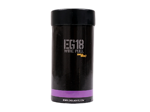ENOLA GAYE EG18 HIGH OUTPUT SMOKE GRENADE (PURPLE)