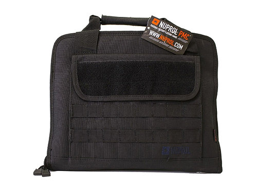 NUPROL PMC DELUXE PISTOL BAG (BLACK)