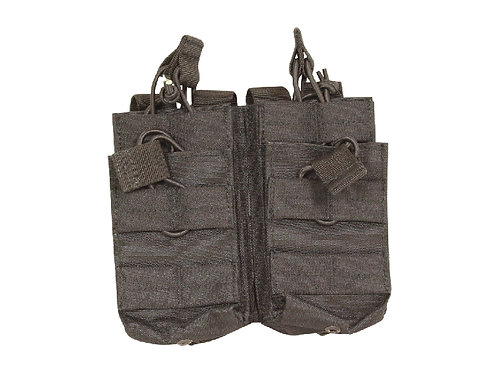 VIPER DOUBLE DUO MAG POUCH - BLACK