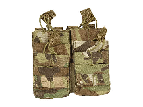 VIPER DOUBLE DUO MAG POUCH - VCAM