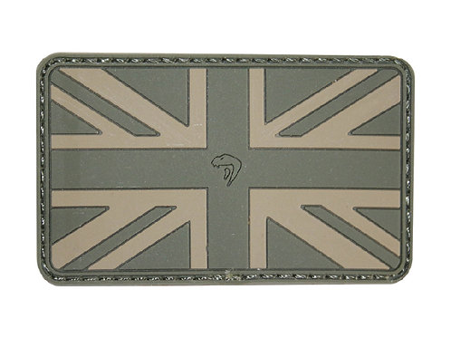 VIPER TACTICAL UNION JACK PATCH (GREEN)