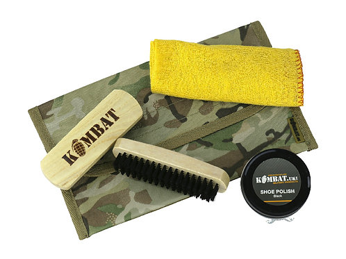 KOMBAT UK DELUXE MOLLE BOOT CARE KIT