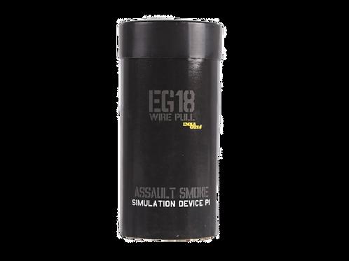 ENOLA GAYE EG18 HIGH OUTPUT SMOKE GRENADE (BLACK)