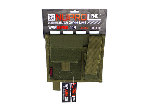NUPROL PMC ADMIN POUCH - GREEN