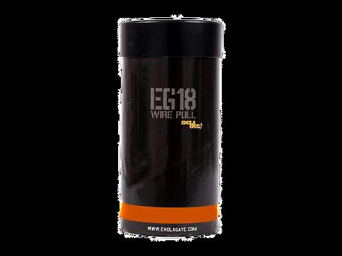 ENOLA GAYE EG18 HIGH OUTPUT SMOKE GRENADE (ORANGE)