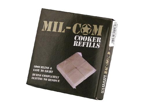 MIL-COM COOKER FUEL REFILLS
