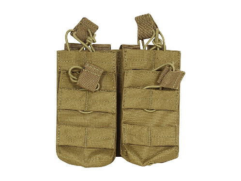 VIPER DOUBLE DUO MAG POUCH - COYOTE