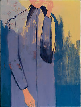 Henri Haake - Lila Mantel