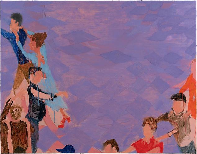 Henri Haake Malerei Maler painting Kunst art Kunstmarkt Künstler artist artfair zeitgenössisch contemporary collector Sammler artcollector Berlin Kreuzberg Lübeck emerging artist emergingart figurative henrihaake artmarket upcoming collector Sammler artcontemporain newfigurative Studio Polonaise Totentanz dance macabre