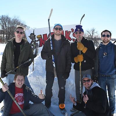 Boot Hockey Tournament