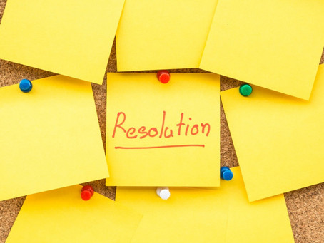 Financial Resolutions - What steps can you take in 2017 to connect your personal finances with your