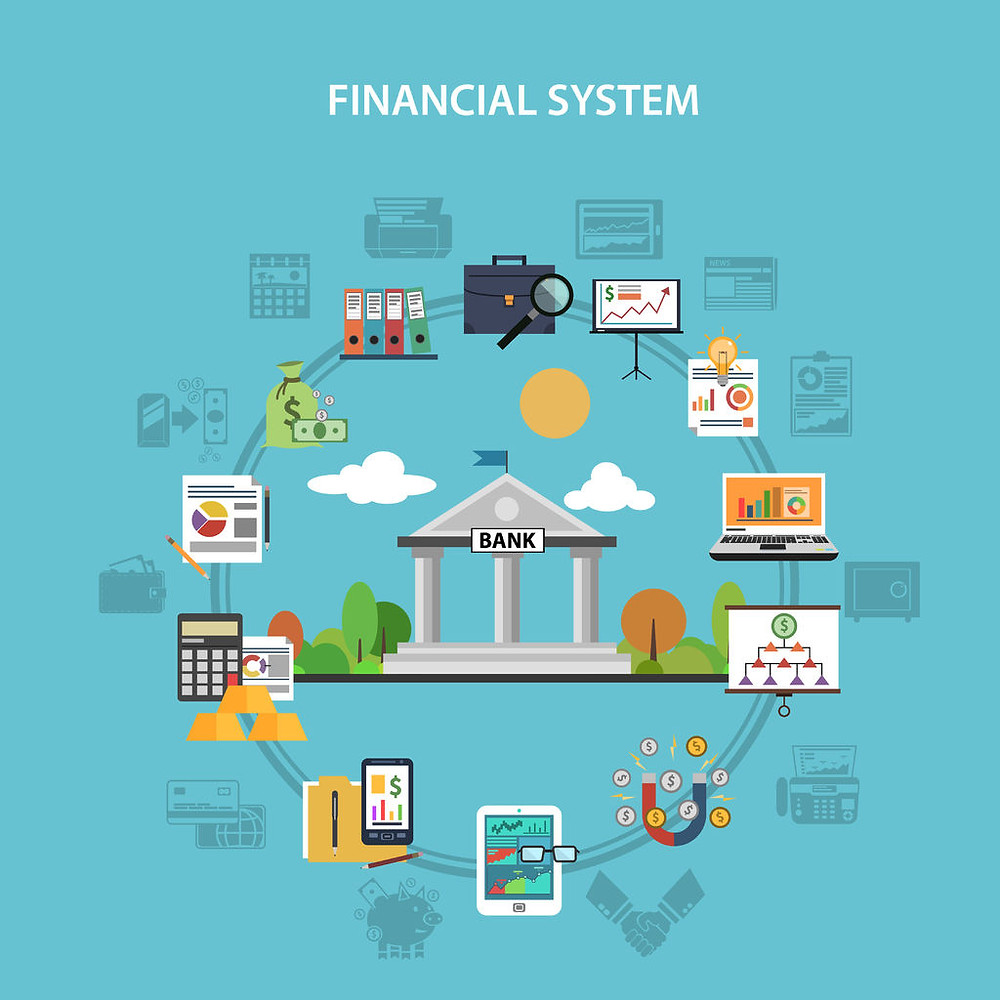 Financial System Image