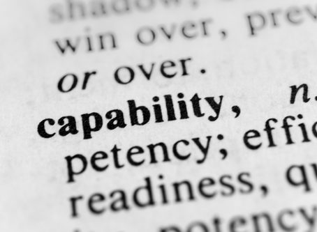 Financial Capability - Why and How to Improve It