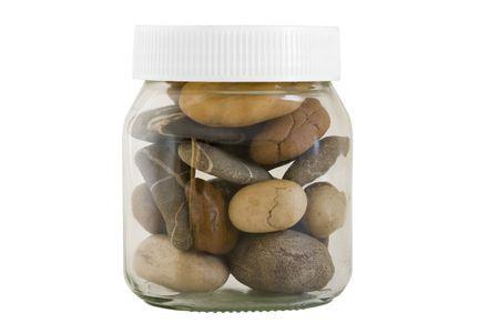 Rocks in a Jar
