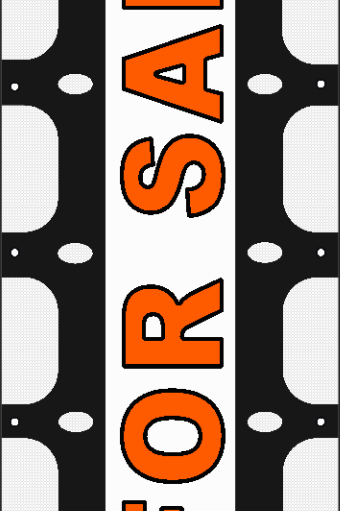 FOR SALE RV Ladder Banner