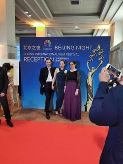 Beijing Night - Hotel Martinez