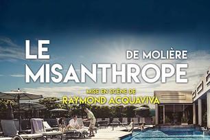Le Misanthrope en tournée