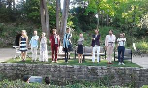 Le Misanthrope au Théâtre de Verdure