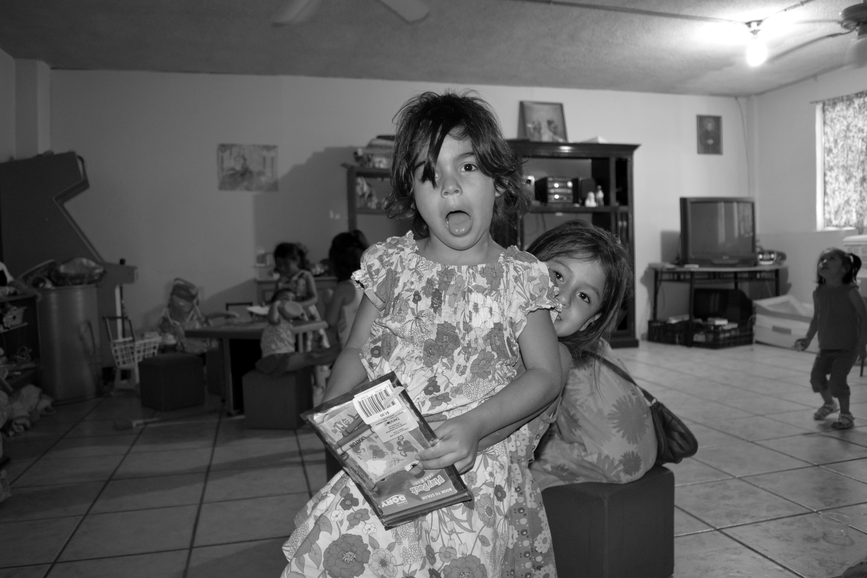 Girls Orphanage in Piedras Negras Mx