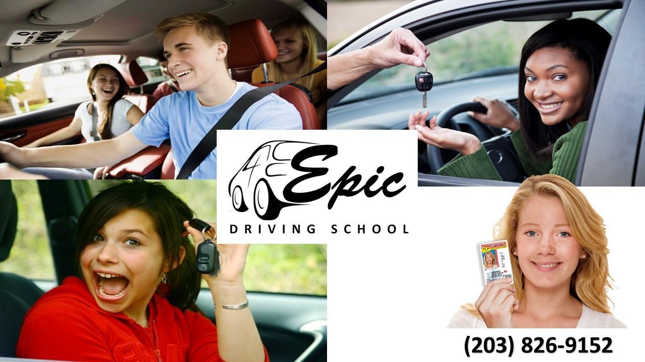 Drivers Ed | Epic Driving School | Connecticut