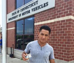 Bridgeport DMV License