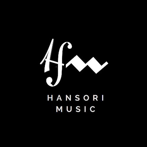 Hansori Music logo cap