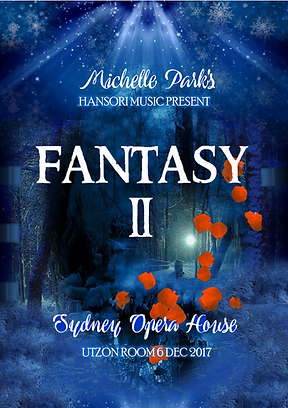 Hansori Music Upcoming Fantasy II Concert at Sydney Opera House