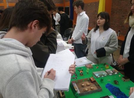 9º Encuentro de Emprendimientos Empresariales Juveniles