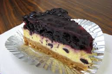 BBC-Blueberry Cheesecake