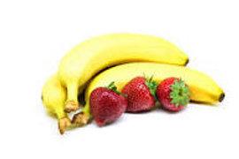 Huzzy (strawberry,banana)