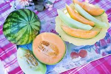 Dragon Queen (melons,ice cream)