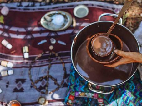 La cérémonie du cacao