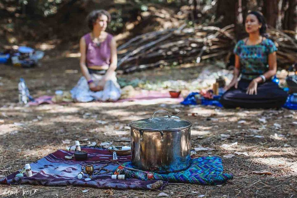 cacao ceremony Moon Mountain Gathering