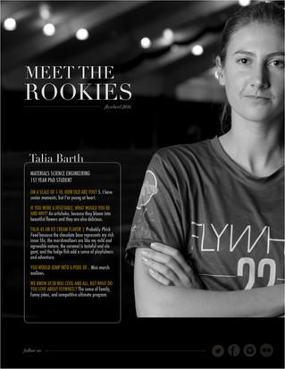Meet the Rookies