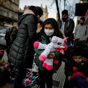 Crianças com coronavírus carregam uma carga viral maior do que adultos