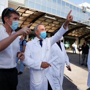 Vacina na Itália – Começam os testes em voluntários