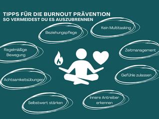 Burnout vermeiden: Tipps zur Prävention